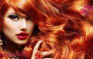 مدل های مختلف رنگ مو نارنجی