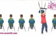 بهترین رفتار با کودکان پیش فعال