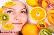 کدام میوه ها برای زیبایی پوست صورت مفید هستند ؟
