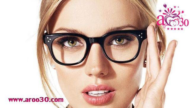 چه آرایشی مناسب است برای افراد عینكی