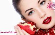 ماسک انار برای زیبایی پوست