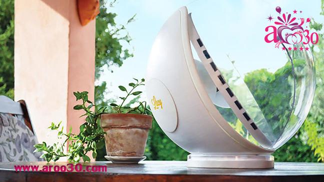 آباژور خورشیدی با ویژگی های خواص