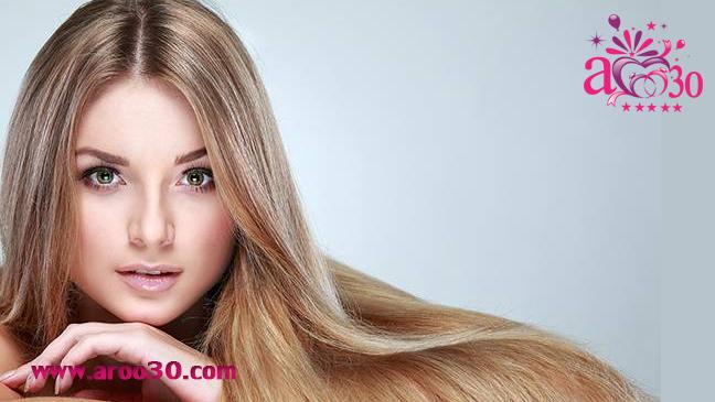 موهای رنگ شده را درخشان و نرم کنید!