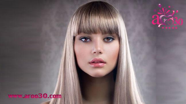 مدل مو برای صورت های لاغر
