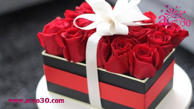 جعبه گل طبیعی و مدل های زیبای تزیین +عکس