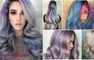 چندمدل رنگ مو به سبک پاستیلی + تصاویر