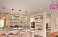 طراحی دکوراسیون آشپزخانه + تصاویر