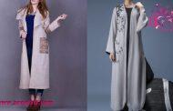 عکس های مدل مانتو بلند برای عید امسال