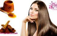 استفاده از دارچین برای پرپشتی موهای سر