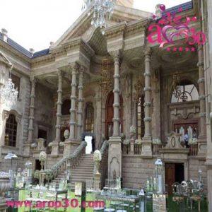 افتتاح تالار عروسی لاکچری دانیال توسط رئیس سازمان میراث فرهنگی