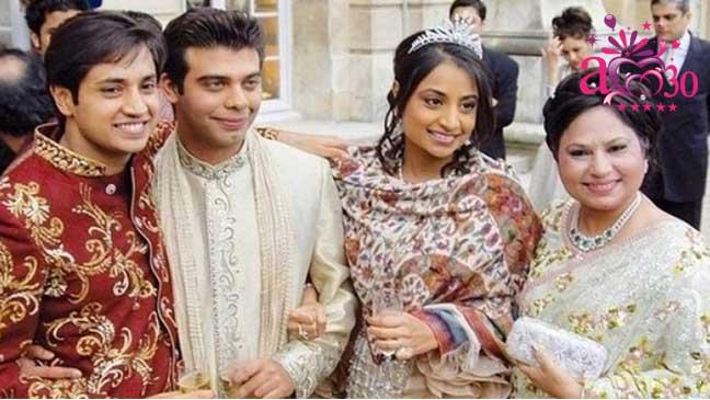 گرانترین عروسی در دنیا
