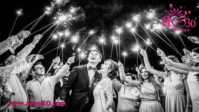 بهترین عکس ها از بهترین محافل عروسی2019
