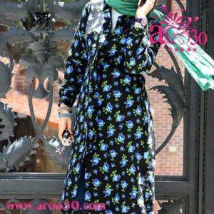 جدیدترین مدلهای مانتو گلدار اسپرت و مجلسی دخترانه و زنانه