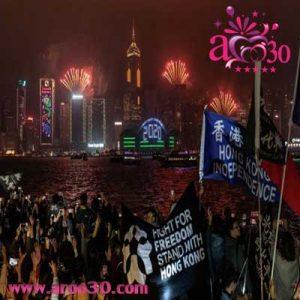 جشن های سال نو در سراسر جهان