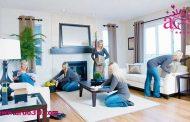 چند روش اصولی خانه تکانی