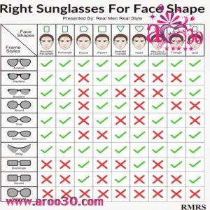 عینک مناسب