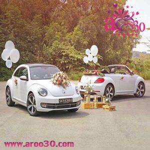چه خودرویی برای عروسی اجاره کنیم؟