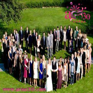 آشنایی با بهترین هلی شات ها برای فیلم برداری عروسی