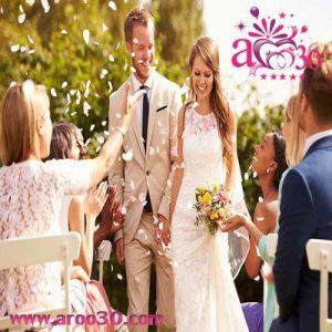 تشریفات و خدمات مجالس عروسی