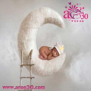 بهترین زمان برای عکاسی نوزادان