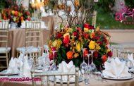 ویژگی های بارز باغ لوکس عروسی