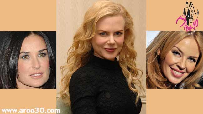 زیباتر شدن سه بازیگر زن با افزایش سن