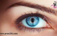 انتخاب رنگ لنز مناسب به رنگ پوست