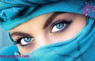 مدل سایه چشم مخصوص چشم آبی