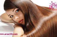 موهای نرم و ابریشمی داشته باشید.