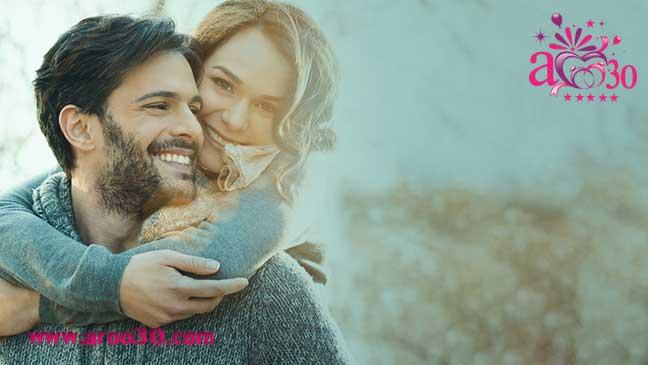 راز خوشبختی زوج های جوان
